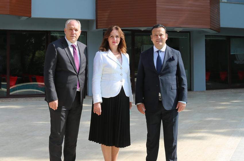 Kosova ile eğitim alanındaki iş birliğimizi güçlendiriyoruz.